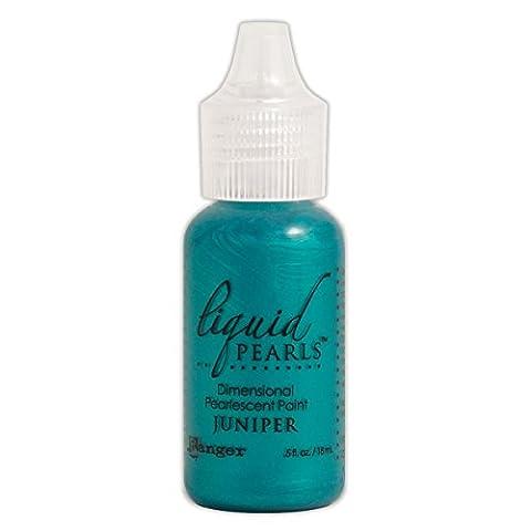 Liquid Pearls Glue .5oz Bottle-Juniper