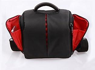 Waterproof Shockproof DSLR Camera Bag for Canon Nikon Sony Pentex with Free 3 Digit Padlock