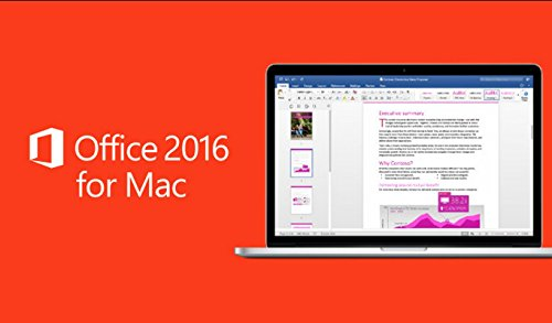 Office Mac 2016 - Digital Download