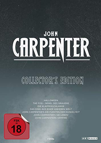 John Carpenter Collector's Edition [7 DVDs]
