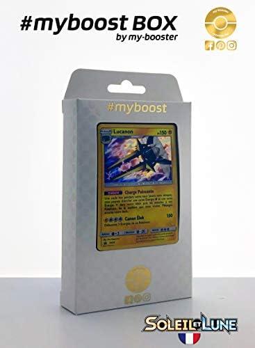 LUCANON Holo SM28 - #myboost X Soleil & Lune 10 -Coffret de 10 Lune Cartes Pokémon françaises B07HMDYPWR 3f5358