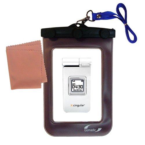 Wetter- und Wasserfeste Tasche für die Samsung SGH-D307