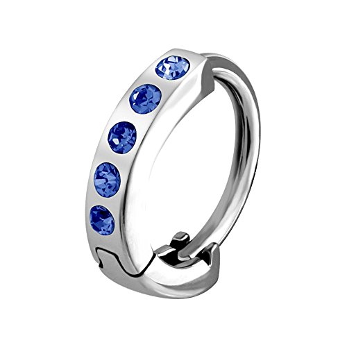 huggy-stahl-bauchnabel-ring-blau-mix-juwelen