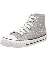 Canadians Mädchen 432 126 Sneaker, Silber (Silver), 38 EU
