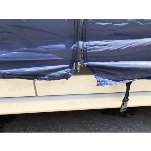 PER SUZUKI Jimny 1.3 4WD A/T Evolution+ TELO COPRIAUTO IN NYLON IMPERMEABILE TG. S 406X165X119CM COPERTURA PER AUTO UNIVERSALE ANTIGRAFFIO