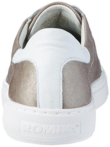 ROMIKA Cayman 01, Sneakers femme Grau (Platin)