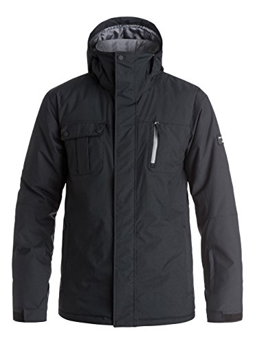 quiksilver-mission-giacca-nero-m