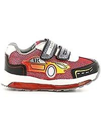 Lumberjack 3593 C02 Sneakers Bambino Rosso 35 JiRGxn6