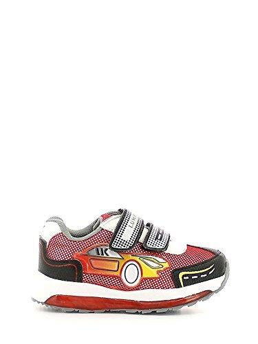 Lumberjack SB02405 007 M67 Sneakers Bambino Rosso