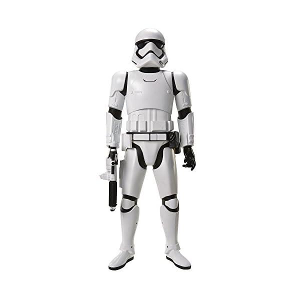 Star Wars: El Despertar de la Fuerza - Stormtrooper, Figura de acción, 78 cm (Disney 90830-EU-PLY) 3