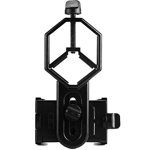 TsLolly Smartphone Handy Telefon Adapter für Teleskop, Spektiv, Monokular, Fernglas, Mikroskop...