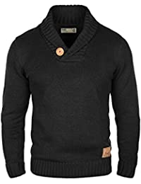 SOLID Paddy - Pull en Maille - Homme