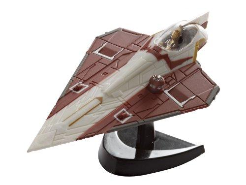 Imagen 3 de Revell 06731 - easykit plug kit Star Wars Jedi Starfighter