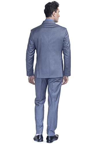 LUXURAZI -  Giacca da smoking  - Uomo Versatile Grey