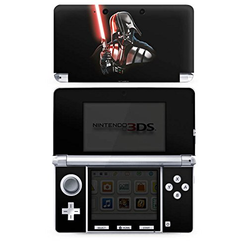 Nintendo 3 DS Case Skin Sticker aus Vinyl-Folie Aufkleber Star Wars Fanartikel Merchandise Darth Vader