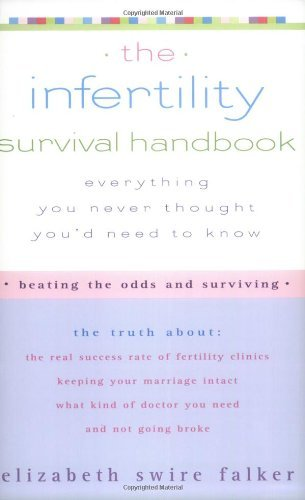 The Infertility Survival Handbook: Everything You Never Thought You'd Need to Know by Elizabeth Swire-Falker (1-Apr-2004) Paperback