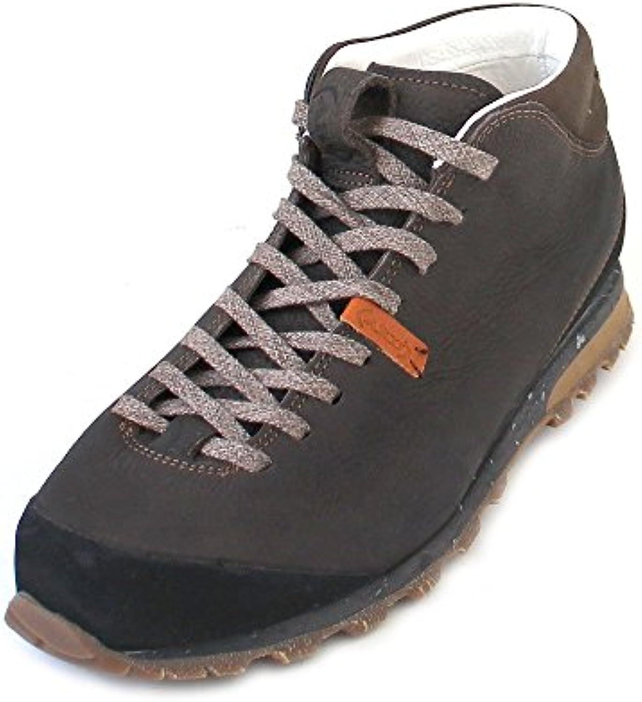 AKU - Zapatillas Altas de Cuero Hombre -