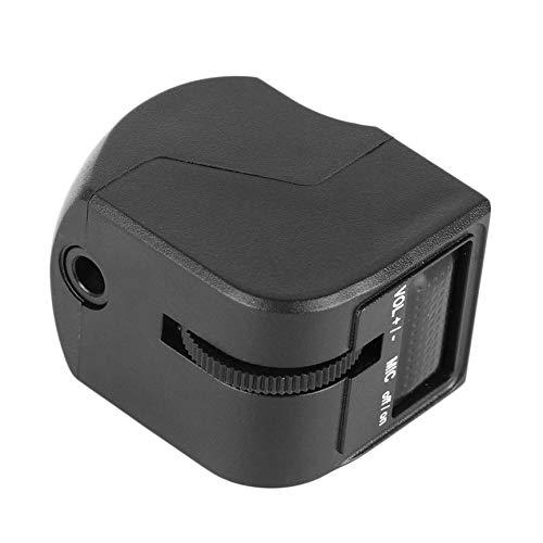 VCBBVG Professioneller Kopfhörer-Controller für PS4 VR-Griff Headset-Adapter Schwarz-Schwarz