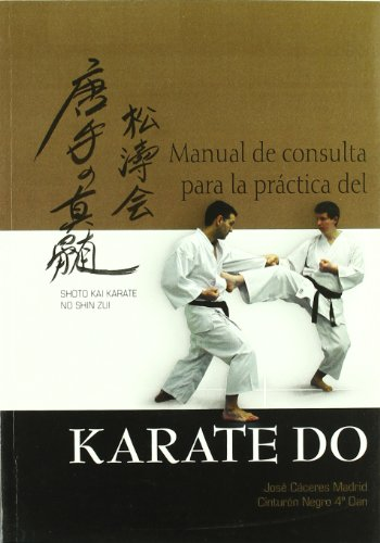 Manual de consulta para la práctica del karate-do