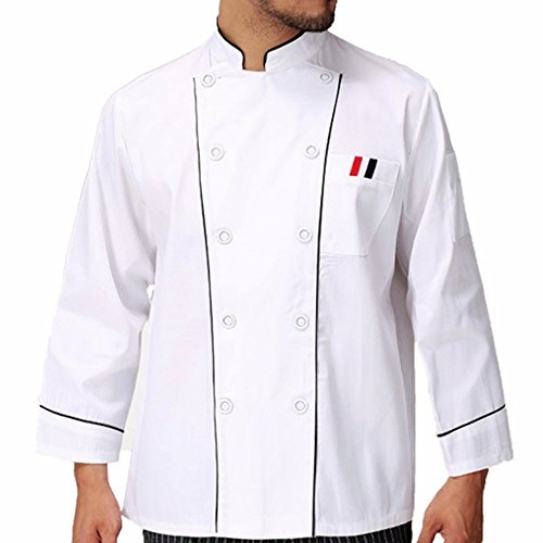 aoner-chaqueta-chaquetilla-de-cocinerochef-ropa-traje-de-cocinero-uniformes-de-cocina-hostelera-colo