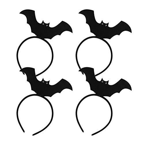 - Fledermaus Stirnband Kostüm