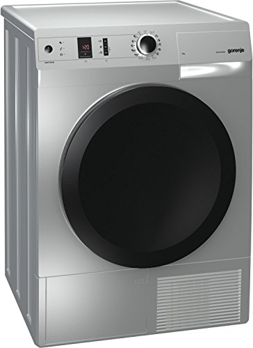 Gorenje D8565NA Silver 8kg, condenser, LED with 5 Yrs Wty