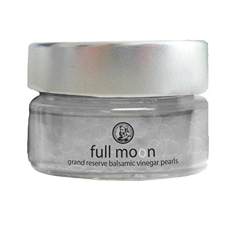 Caviar de Vinagre Balsámico Transparente Gran Reserva - Full Moon - 60 gr