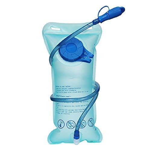 Grifri lujiaoshout Sportausrüstung Wasser-Beutel 2L außen schwarzer Farbe 1 PC