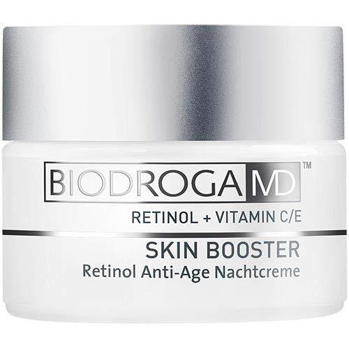 Biodroga MD: Biodroga MD Skin Booster Retinol Anti-Age Nachtcreme 50 ml (50 ml)