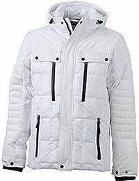 JAMES&NICHOLSON - anorak doudoune veste matelassée JN1102 - HOMME - ski - sports d'hiver - neige