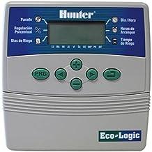 Hunter - Programador riego hunter ecologic 6 est.interior