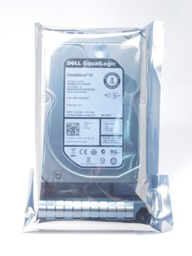 7 wv9 W - DELL Original 2 TB 7,2 K 3,5 pulgadas SAS de 6 GB/s disco duro  w/bandeja Enterprise Plus compellent SC200