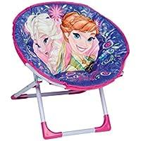 Preisvergleich für Disney, Die Eiskönigin Stuhl Mond, Metal Frame, Blau, Nicht zutreffend