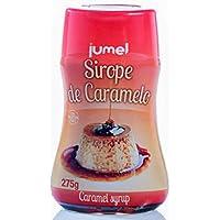 Pack de 4 unidades de Sirope de Caramelo JUMEL sin gluten (1,75 euros/unidad)