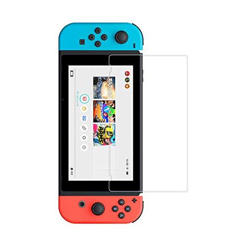 Fenebort Schutzhülle für Nintendo Switch, 3er-Pack, weiche HD, klare TPU-Flim-Displayschutzfolien Stand Lcd-kit