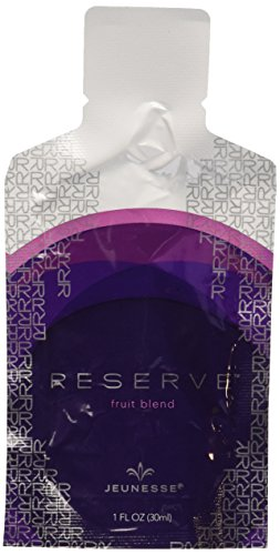 Fruit Acid Gel (Jeunesse Reserve Antioxidant Botanical Fruit Blend - 30 (1 Oz) Gel Packets by Reserve)