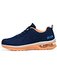 Mixte adulte Chaussures de Multisports outdoor,Chaussures de Course Sports Fitness Gym athlétique Baskets Sneakers