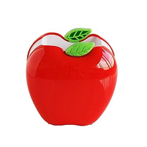 Stifthalter, sayeec Stift halterung für Schreibtisch Cute Lovely Cartoon Apple