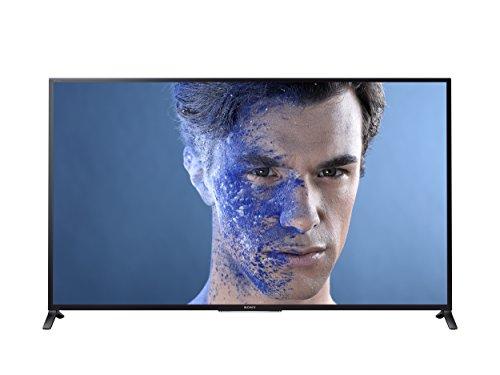 Sony BRAVIA KDL-60W855 153 cm (60 Zoll) Fernseher (Full HD, Triple Tuner, 3D, Smart TV)