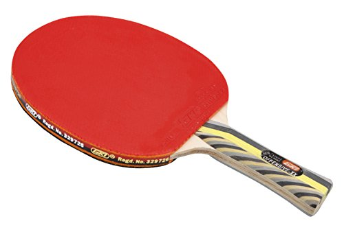 GKI Offensive XX New Computerised Printed Cover Table Tennis Racquet