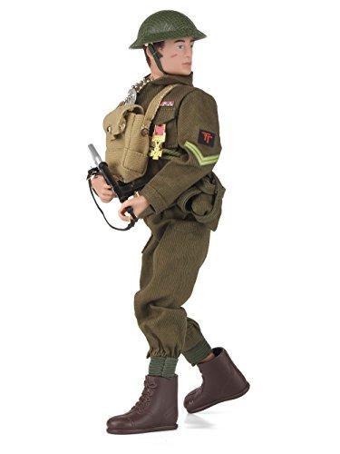 "Image of Action Man AM716 ""50th Anniversary British Infantryman"" Figure"