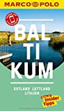 MARCO POLO Reiseführer Baltikum, Estland, Lettland, Litauen: Reisen mit Insider-Tipps. Inkl. kostenloser Touren-App und Events&News