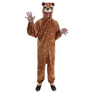 Wicked Costumes - Costume da tigre per adulto, Il Libro