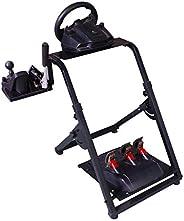 Dshot Tilt Adjustable Steering Wheel Stand for Logitech G29 Gaming Wheel - Supporting G920 G27 G25 Thrustmaste