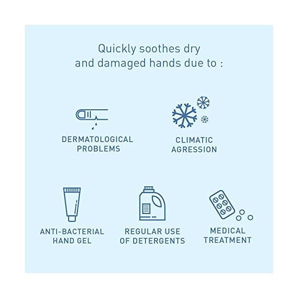 Bioderma Atoderm Crema de Manos – Crema de manos (Unisex, Piel seca, Piel normal, Very dry skin, Suavizante, 50 ml)
