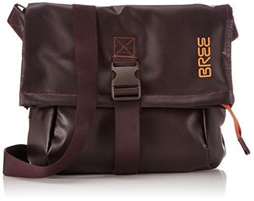 BREE Collection  Punch 98, Sacs bandoulière femmes Marron - Braun (mocca 880)