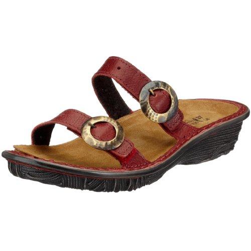 Gaia Naot 17001, sandali & Pantoletten, Rosso (rot (paprikaNC00)), 38 EU