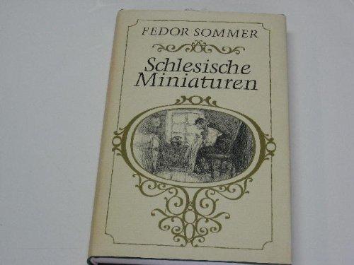 Schlesische Miniaturen