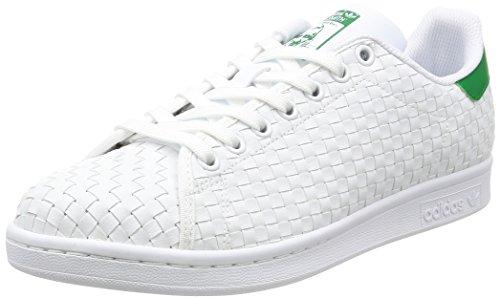 Adidas Herren Stan Smith bb1468Trainer Einheitsgröße weiß/grün