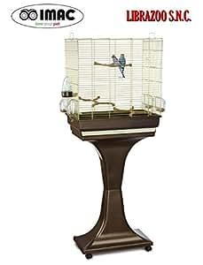 Cages oiseaux - Cage pour Oiseaux Camilla - Marron